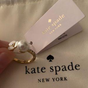 NWT Kate Spade ring